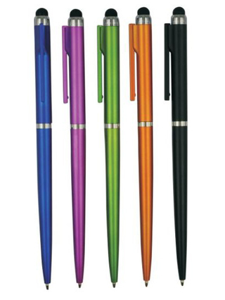 Newest Design Hot Selling School Supply Stylus Ball Pen