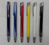 Stylus Promotional Gift Metal Ball Pen with Laser Logo