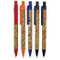 Hot Selling Recycle Cork Ball Pen for School Supply