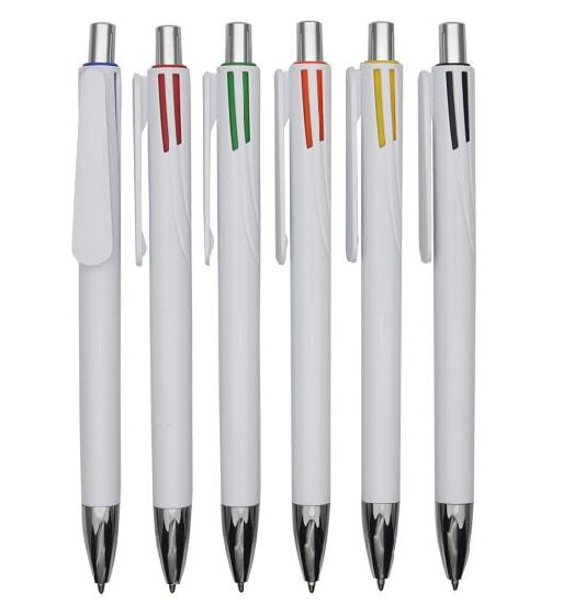 Plastic Ball Pen with Customozed Logo for Promotional Gift